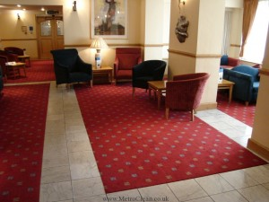 Commercial carpet cleaning Liverpool - MetroClean Ltd.