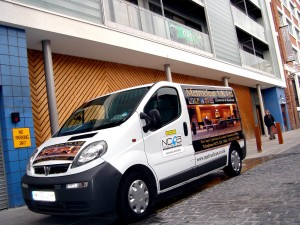 metroclean van commercial 300x225 <b>Carpet Cleaning</b> Liverpool